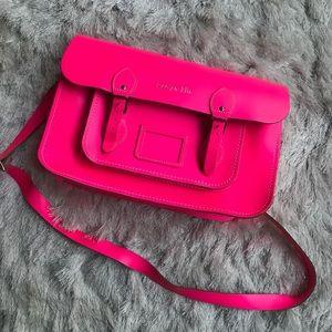 Cambridge Satchel Shoulder Bag